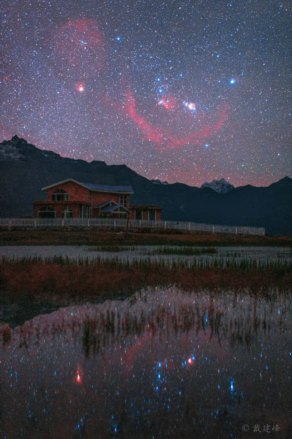 Jeff Dai-Orion rising over Tibet.jpg