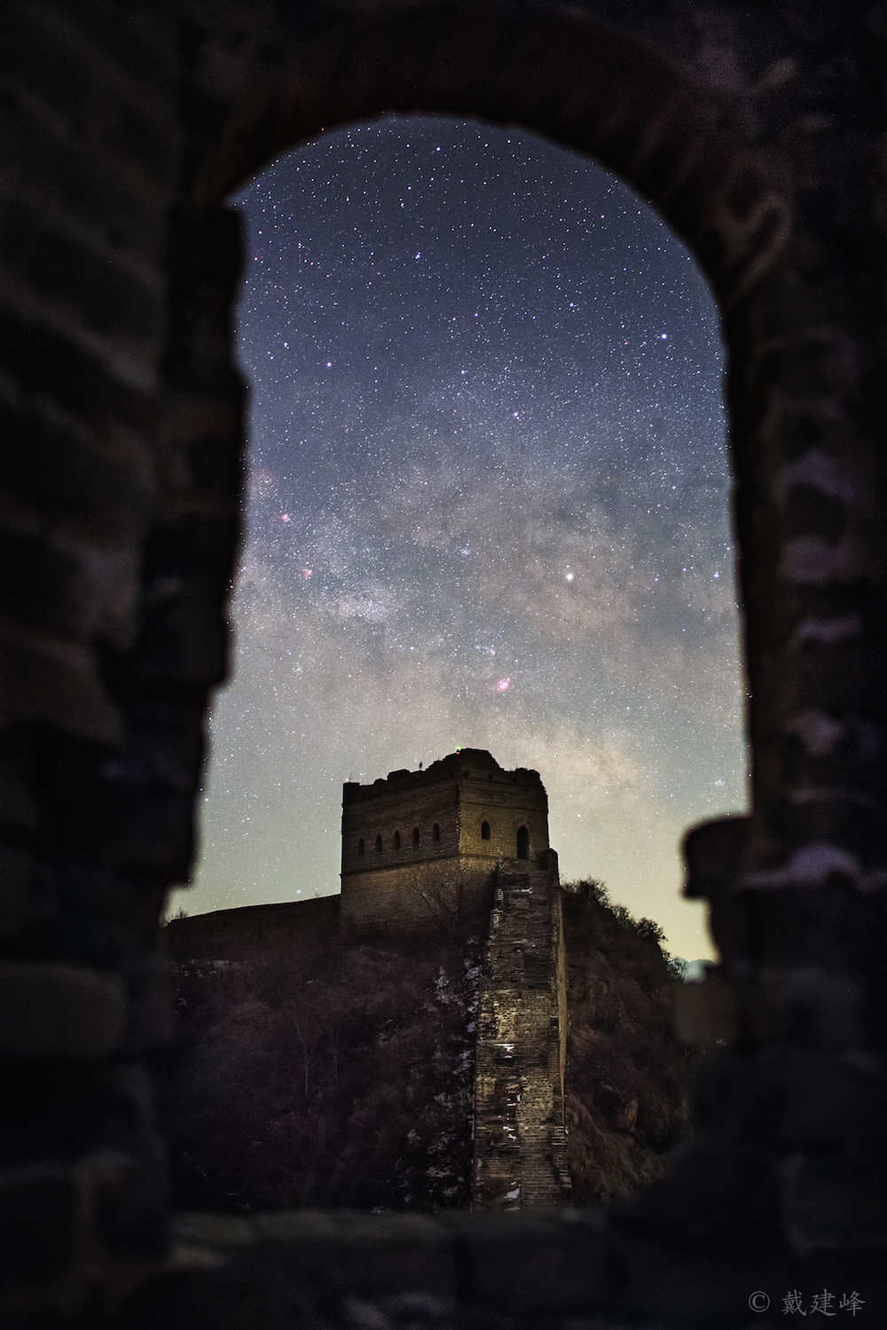 Milky way from a window of the Great Wall.jpg